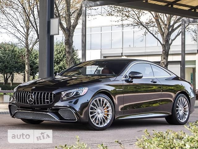 Mercedes-Benz S-Class Mercedes-AMG S65 G-Tronic (629 л.с.)