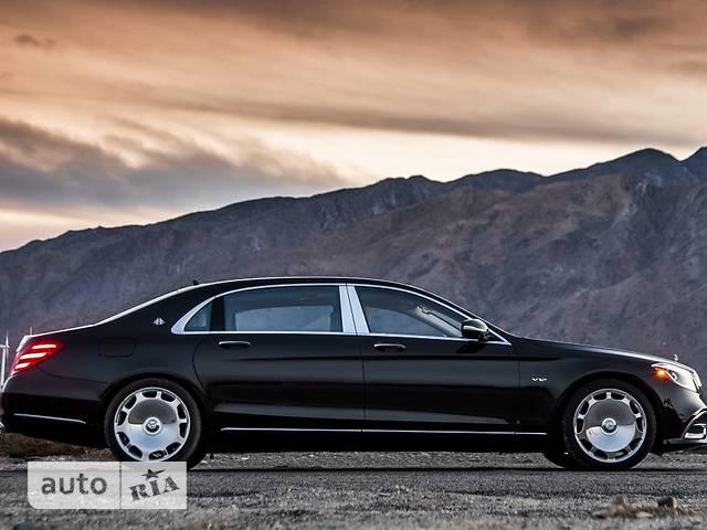 Mercedes-Benz Maybach S 650 AT (630 л.с.)