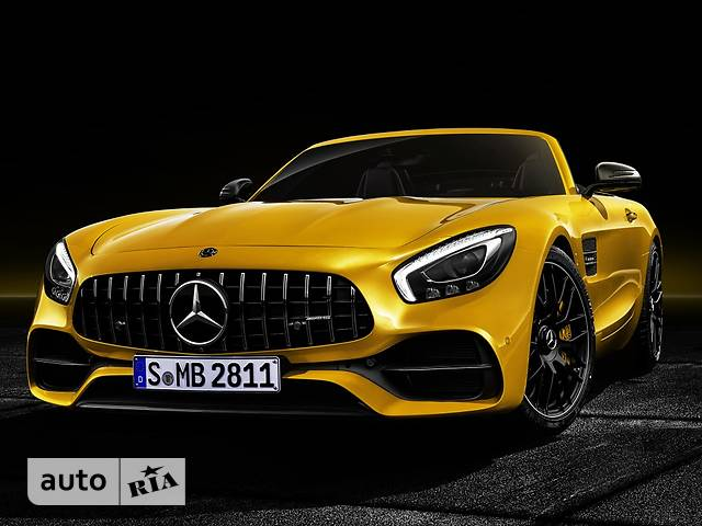 Mercedes-Benz AMG GT Mercedes-AMG GT S DCT (522 л.с.) base
