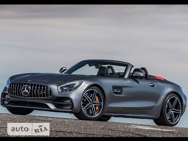 Mercedes-Benz AMG GT Mercedes-AMG GT C AT (557 л.с.) base
