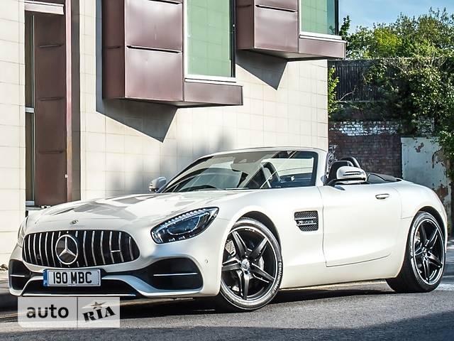 Mercedes-Benz AMG GT Mercedes-AMG GT AT (476 л.с.) base