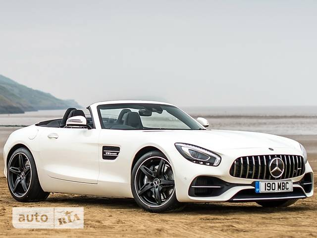 Mercedes-Benz AMG GT Mercedes-AMG GT AT (476 л.с.) base