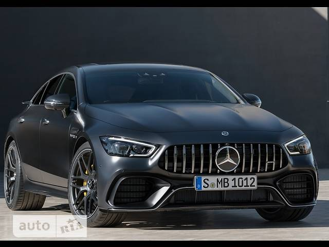 Mercedes-Benz AMG GT Mercedes-AMG GT4 63s MCT (639 л.с.) 4Matic+ base