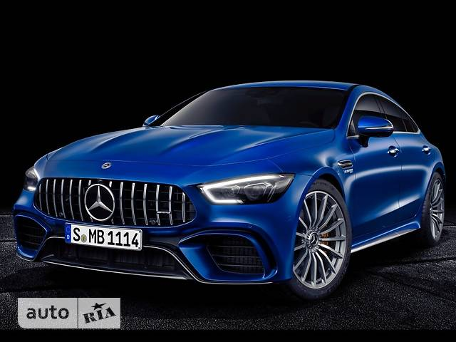 Mercedes-Benz AMG GT Mercedes-AMG GT4 63 AT (585 л.с.) 4Matic+ base