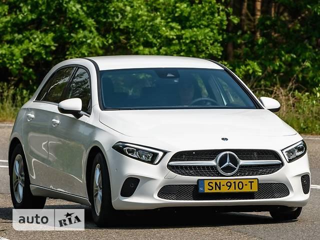 Mercedes-Benz A-Class 160 MT (109 л.с.) base