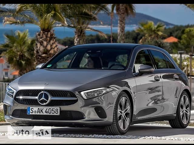 Mercedes-Benz A-Class 180d DCT (116 л.с.) base
