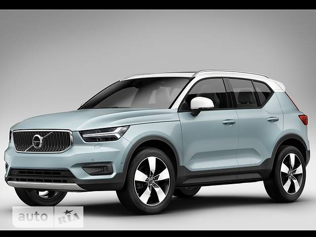 Volvo XC40 D4 2.0 AT (190 л.с.) AWD Kinetic