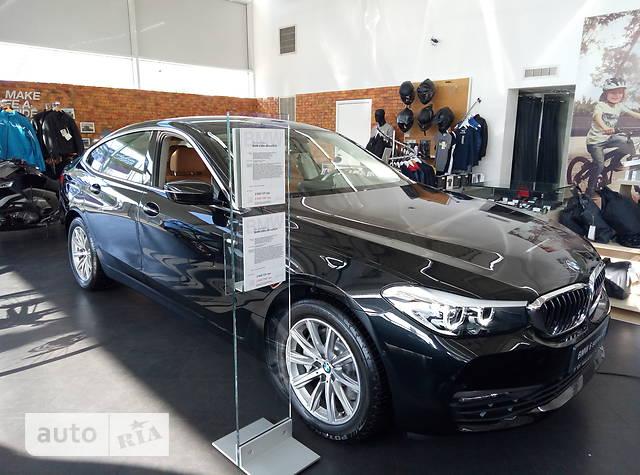 BMW 6 Series GT G32 630d AT (265 л.с.) xDrive