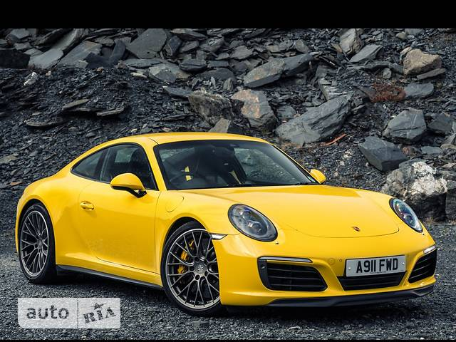 Porsche 911 Carrera 4 3.0 AТ (370 л.с.)