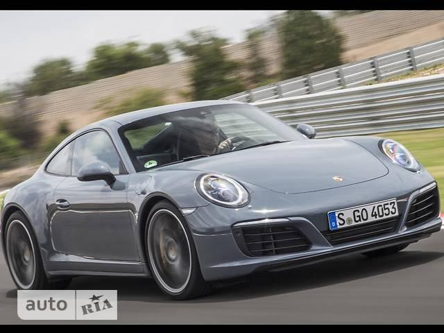 Porsche 911 Carrera 4 3.0 МТ (370 л.с.)