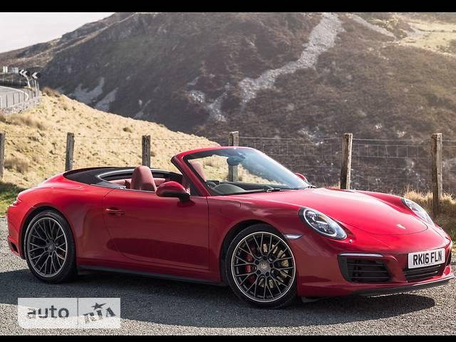 Porsche 911  Carrera 4S 3.0 PDK (420 л.с.)