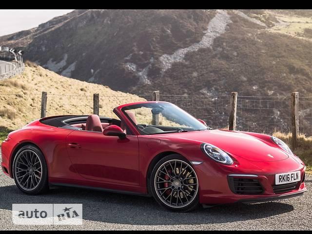 Porsche 911  Carrera 4S 3.0 МТ (420 л.с.)