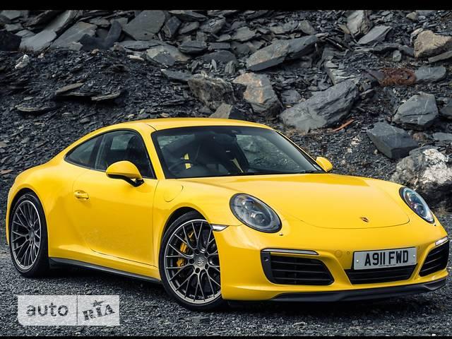 Porsche 911 Carrera 4S 3.0 MT (420 л.с.)