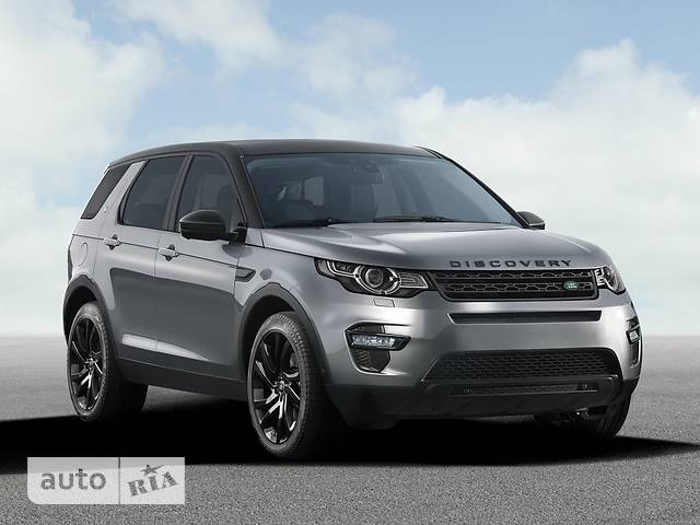 Land Rover Discovery Sport 2.0TD4 АT (150 л.с.) AWD HSE Luxury