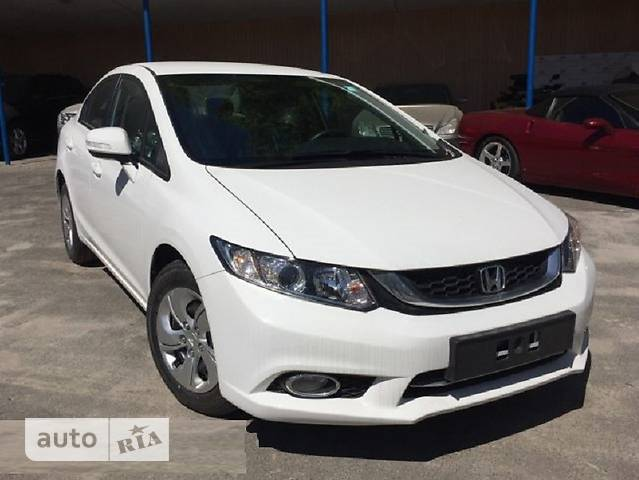 Honda Civic 1.8 МТ (145 л.с.)