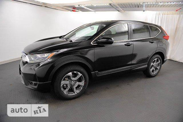 Honda CR-V 1.5T AT (190 л.с.) AWD