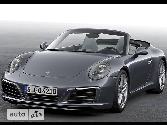 Porsche 911 Carrera 3.0 PDK (370 л.с.)