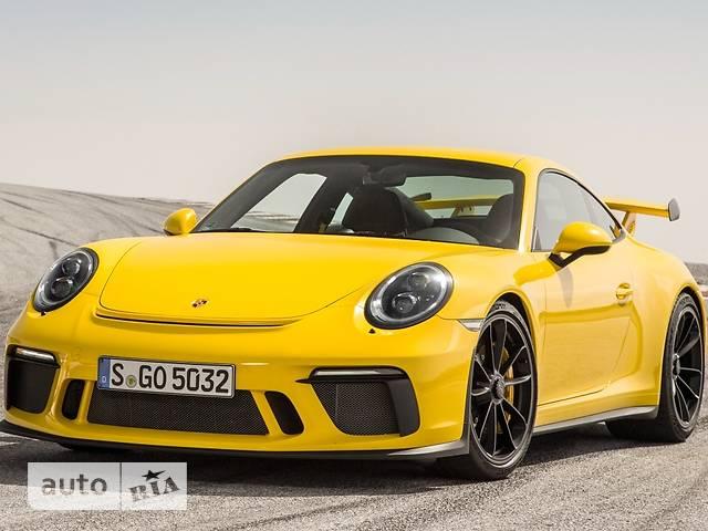 Porsche 911 GT3 4.0 MT (500 л.с.)