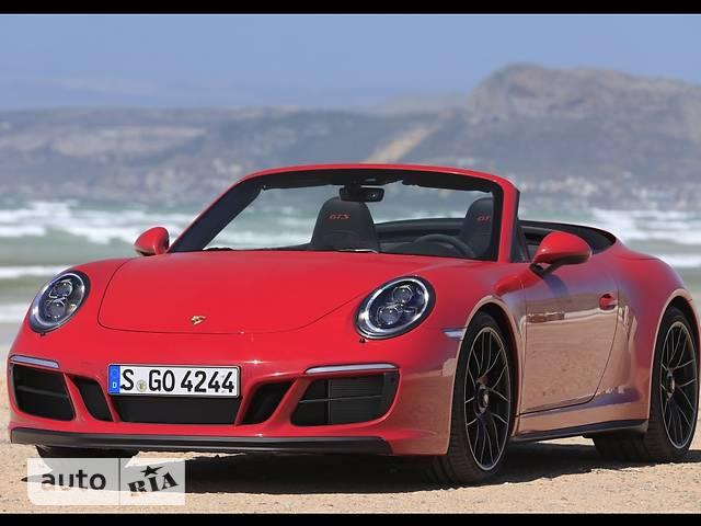 Porsche 911  Carrera GTS 3.0 PDK (450 л.с.)