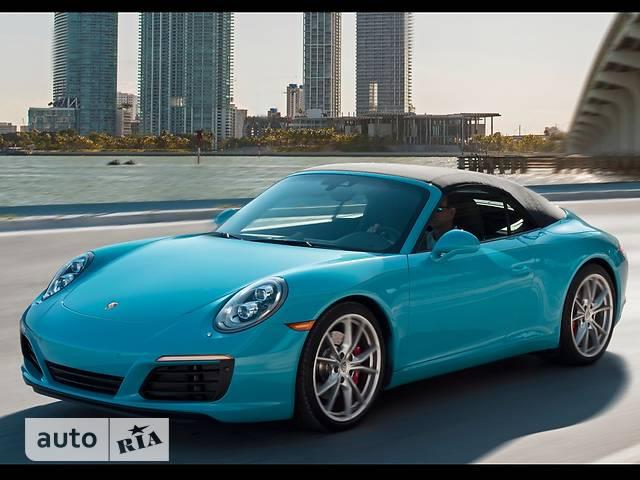 Porsche 911  Carrera S 3.0 МТ (420 л.с.)