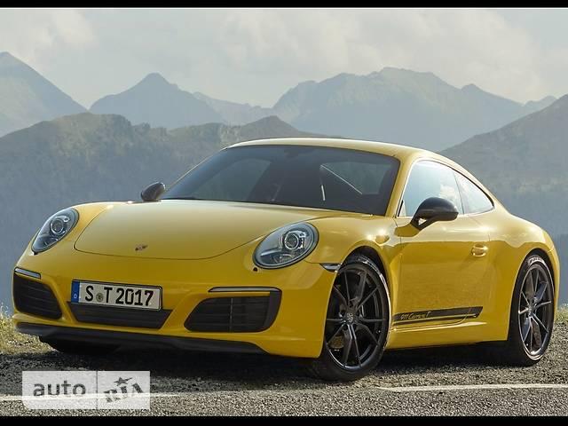 Porsche 911 Carrera T 3.0 МТ (370 л.с.)