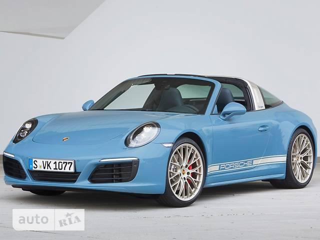 Porsche 911 Targa 4S 3.0 МТ (420 л.с.)