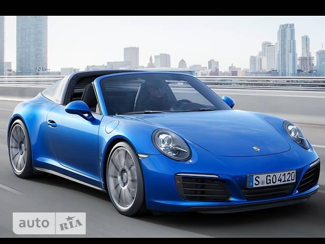 Porsche 911 Targa 4 3.0 МТ (370 л.с.)