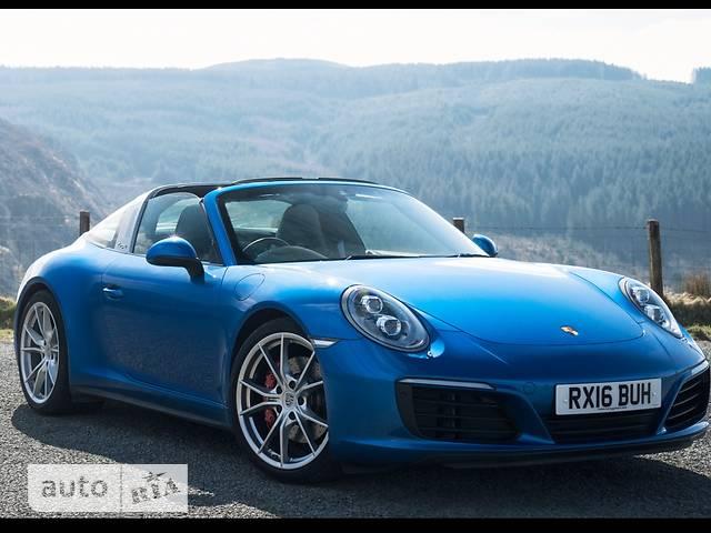 Porsche 911 Targa 4S 3.0 PDK (420 л.с.)