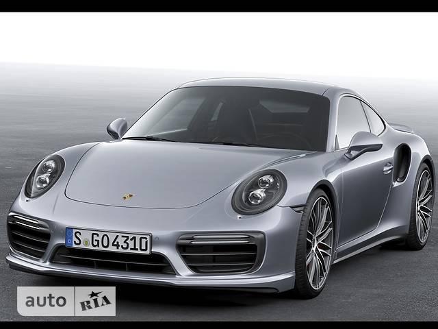 Porsche 911 3.8 Turbo PDK (540 л.с.)