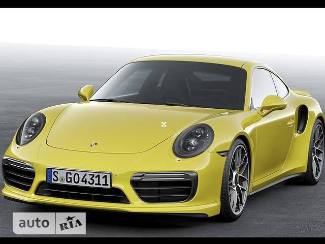 Porsche 911 3.8 Turbo S PDK (580 л.с.)