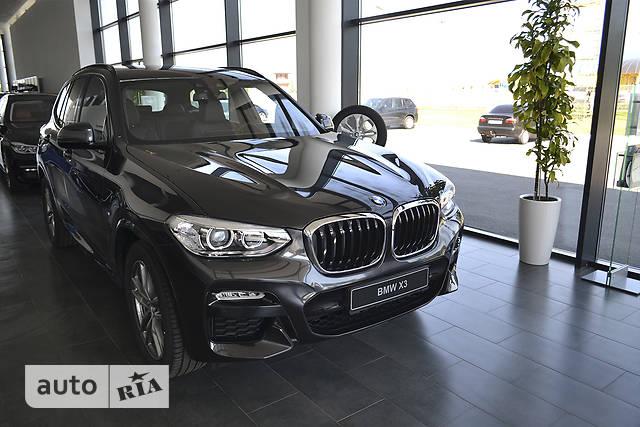 BMW X3 G01 20i AT (184 л.с.) xDrive