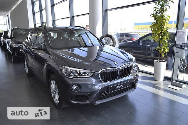 BMW X1 F48 18d AT (150 л.с.) xDrive