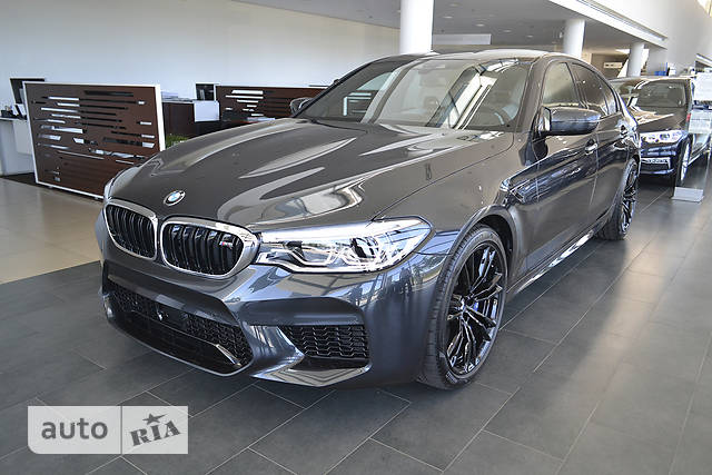 BMW M5 F90 4.4 АТ (600 л.с.) xDrive