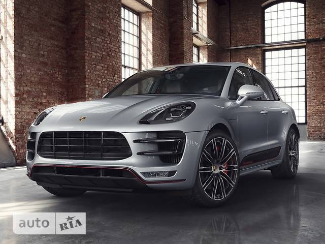 Porsche Macan 3.6 Turbo Performance PDK (440 л.с.)