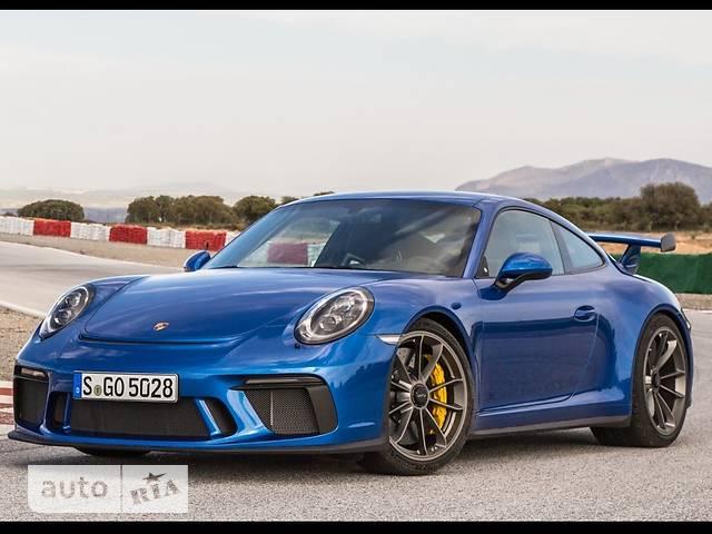Porsche 911 GT3 4.0 PDK (500 л.с.)