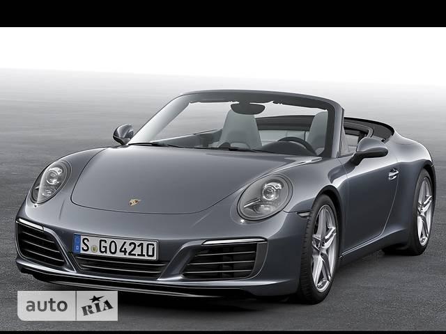 Porsche 911 Carrera 4 3.0 PDK (370 л.с.)
