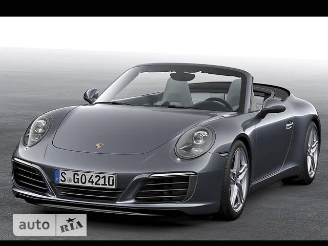 Porsche 911 Carrera 4 3.0 MT (370 л.с.)