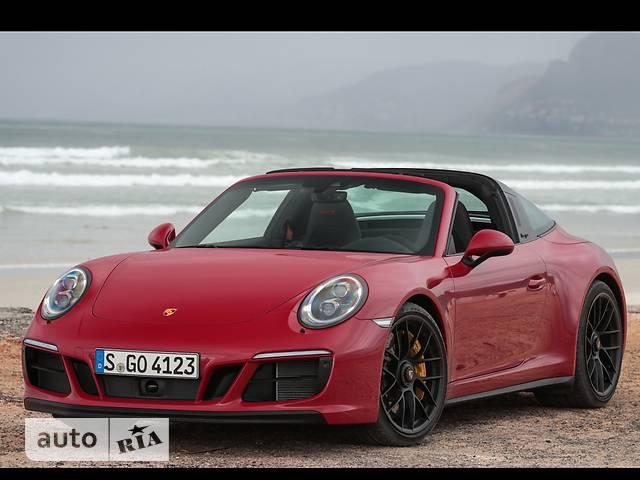Porsche 911 Targa 4 GTS 3.8 PDK (450 л.с.)