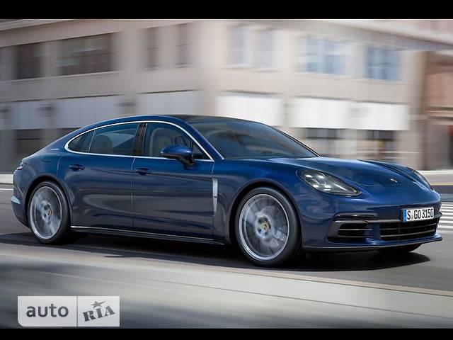 Porsche Panamera 4 Executive 3.0 PDK (330 л.с.)
