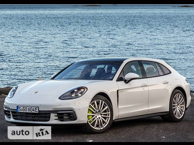 Porsche Panamera Turbo S E-Hybrid Executive 4.0 PDK (680 л.с.)