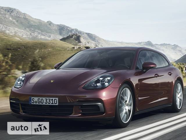 Porsche Panamera Sport Turismo 4S 2.9 PDK (440 л.с.)
