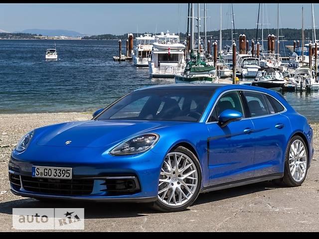Porsche Panamera Sport Turismo 4 3.0 PDK (330 л.с.)