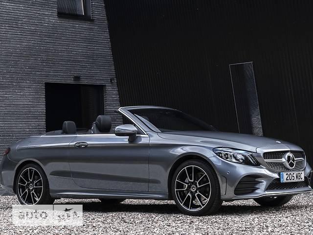 Mercedes-Benz C-Class 300d G-Tronic (245 л.с.) base