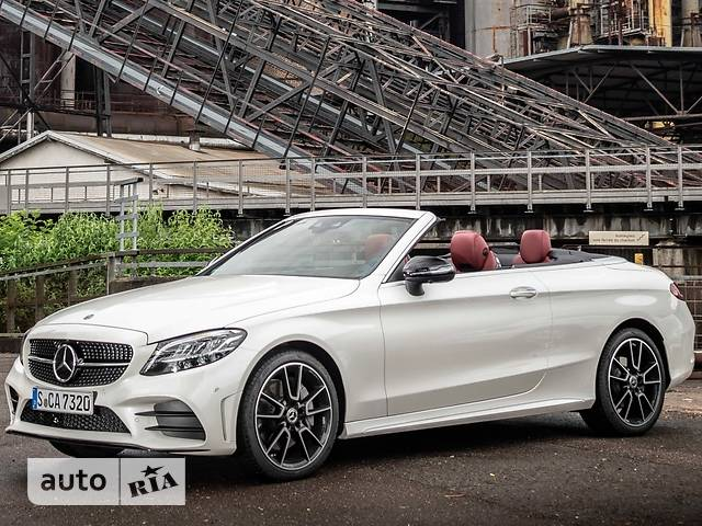 Mercedes-Benz C-Class Mercedes-AMG C43 AT (390 л.с.) 4Matic base