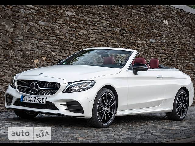 Mercedes-Benz C-Class C 200 AT (184 л.с.) 4Matic base
