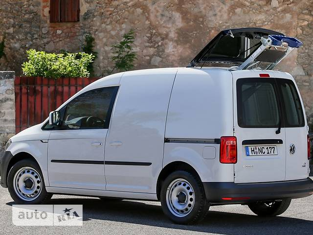 Volkswagen Caddy груз. New 2.0 TDI АT (103 kw) 4Motion Basis