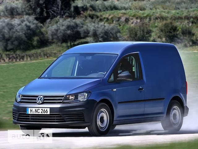 Volkswagen Caddy груз. New 1.6MPI MT (81 kw) Pro Economy