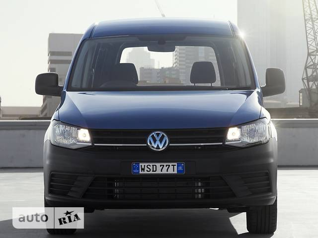 Volkswagen Caddy груз. New 2.0 TDI АT (103 kw) 4Motion Maxi Basis