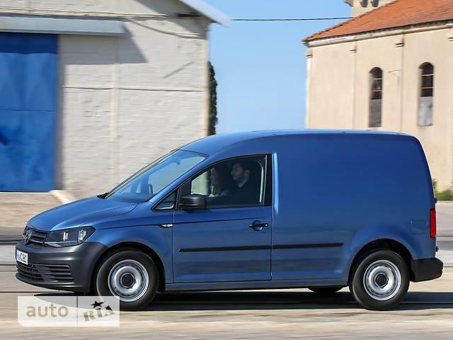 Volkswagen Caddy груз. New 2.0 TDI MT (103 kw)  Basis