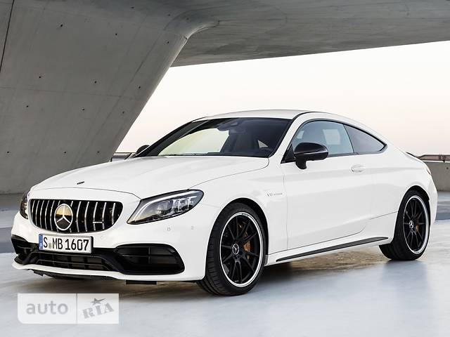 Mercedes-Benz C-Class Mercedes-AMG C63 AT (476 л.с.) base